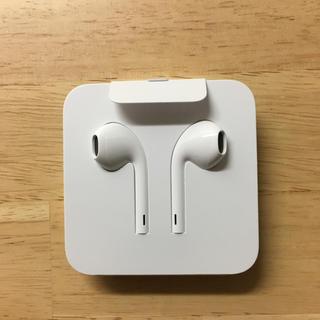アイフォーン(iPhone)のiPhone  イヤホン 純正品(その他)