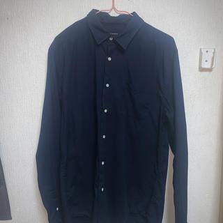 RAGEBLUE - レイジブルー  シャツ 紺色