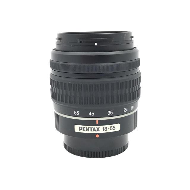 PENTAX(ペンタックス)の❤️極上美品❤️ PENTAX DAL 18-55mm F3.5-5.6 AL スマホ/家電/カメラのカメラ(レンズ(ズーム))の商品写真