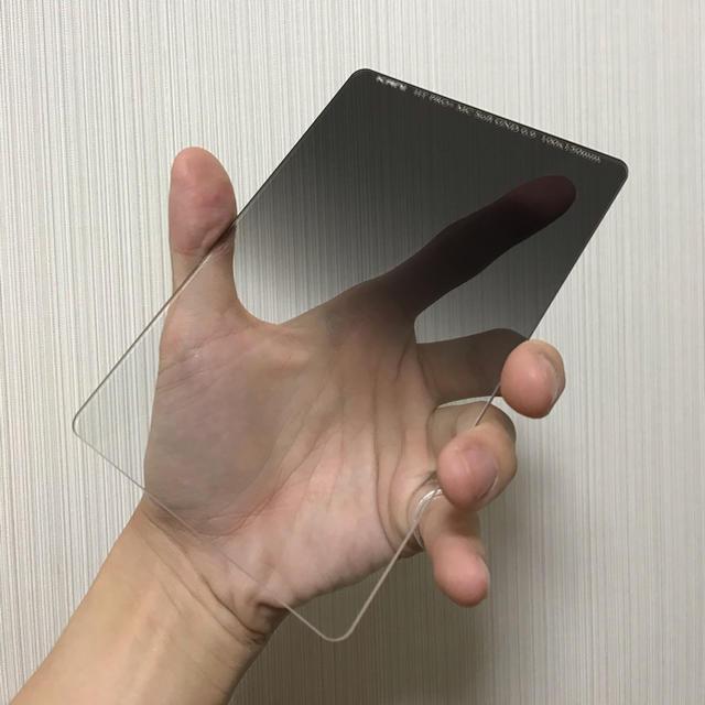 KANI HT PRO + MC Soft GND 0.9 100×150mm スマホ/家電/カメラのカメラ(フィルター)の商品写真