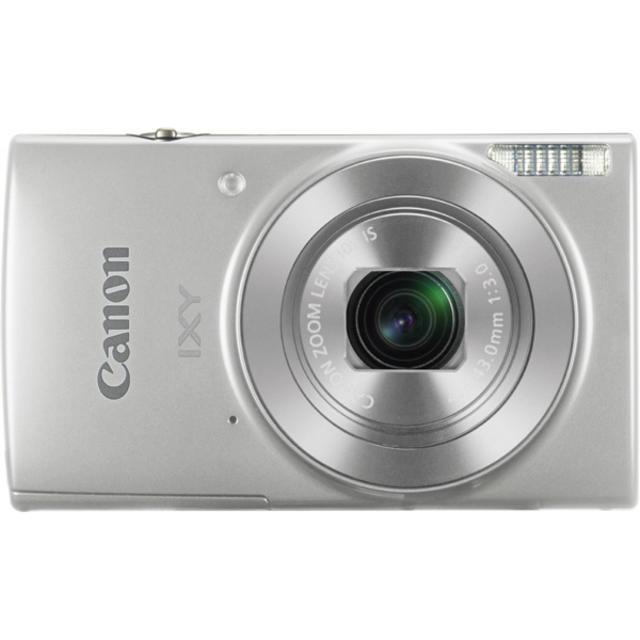 Canon IXY 210 シルバー スマホ/家電/カメラのカメラ(ミラーレス一眼)の商品写真