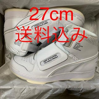 MOUNTAIN RESEARCH - 27cm 送料込み MOUNTAIN RESEARCH × Reebok