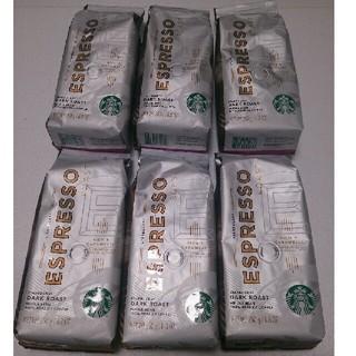 スターバックスコーヒー(Starbucks Coffee)のスターバックス レギュラーコーヒー  250g×6 残りわずか(コーヒー)
