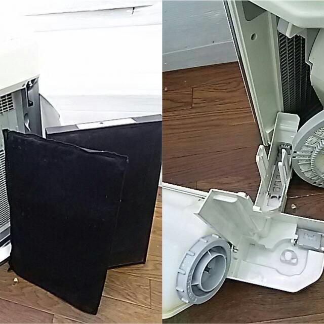 こ43605 Panasonic加湿空気清浄機F-VXG50 スマホ/家電/カメラの生活家電(空気清浄器)の商品写真