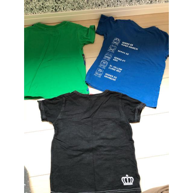 UNIQLO(ユニクロ)の100センチ 男の子 Tシャツ セット キッズ/ベビー/マタニティのキッズ服男の子用(90cm~)(Tシャツ/カットソー)の商品写真