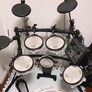 ローランド(Roland)のRoland ローランド V-drum TD-8 電子ドラム 一式(電子ドラム)