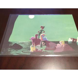ディズニー(Disney)のDisney ピーターパン 人魚🧜♀️ ポストカード ハガキ 新品未使用(使用済み切手/官製はがき)