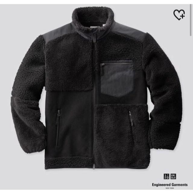 ユニクロ フリース  メンズのジャケット/アウター(ブルゾン)の商品写真