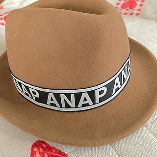 アナップキッズ(ANAP Kids)の新品ANAPkids ハット(帽子)