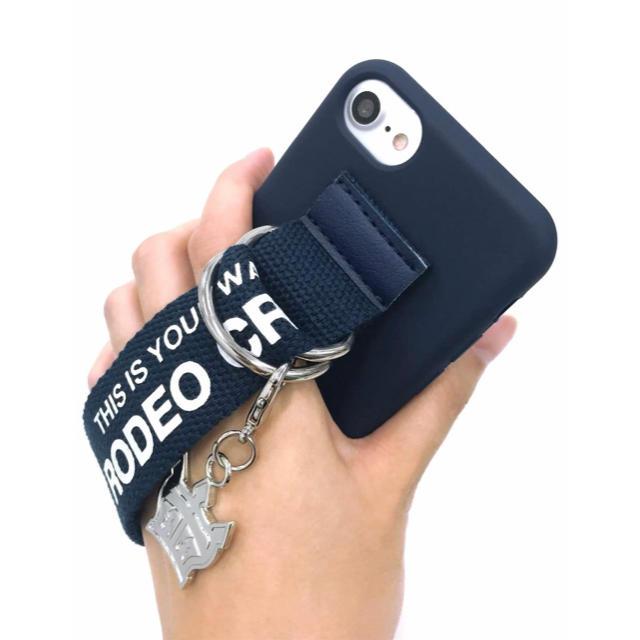 RODEO CROWNS(ロデオクラウンズ)のRODEO CROWNS iPhoneケース!!新品 スマホ/家電/カメラのスマホアクセサリー(iPhoneケース)の商品写真