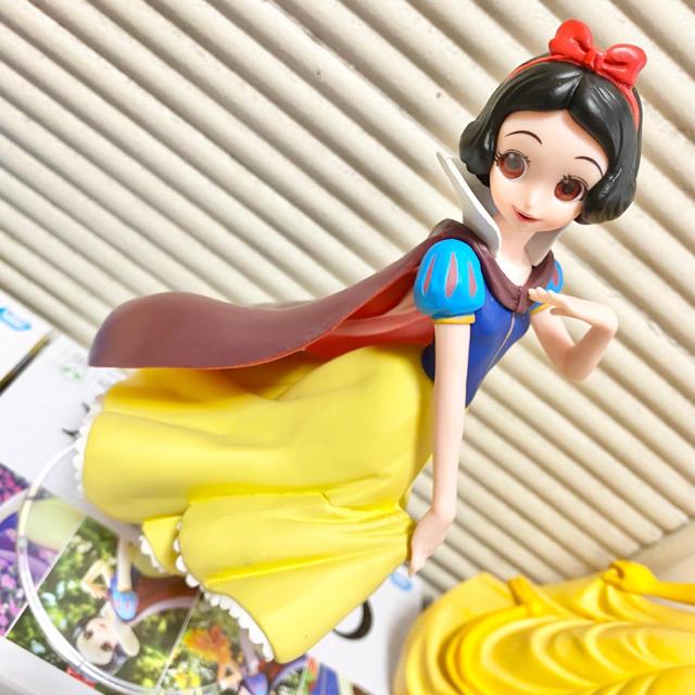 Disney(ディズニー)のCrystalux ディズニー セット エンタメ/ホビーのおもちゃ/ぬいぐるみ(キャラクターグッズ)の商品写真