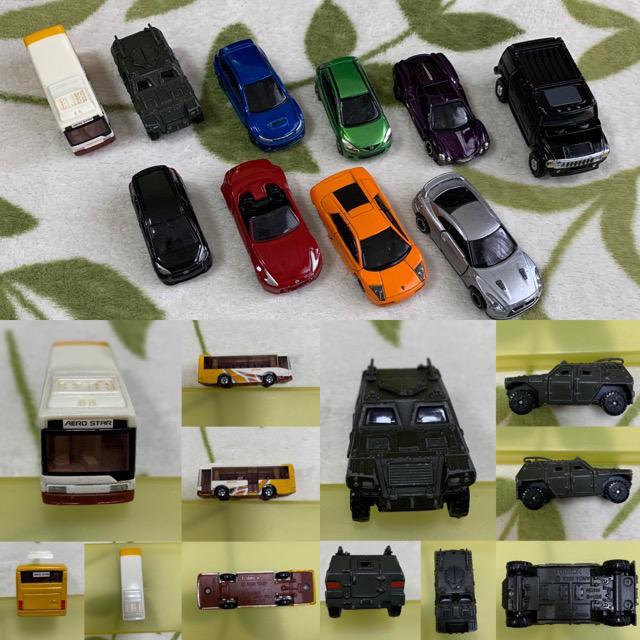 トミカ ミニカー セット エンタメ/ホビーのおもちゃ/ぬいぐるみ(ミニカー)の商品写真