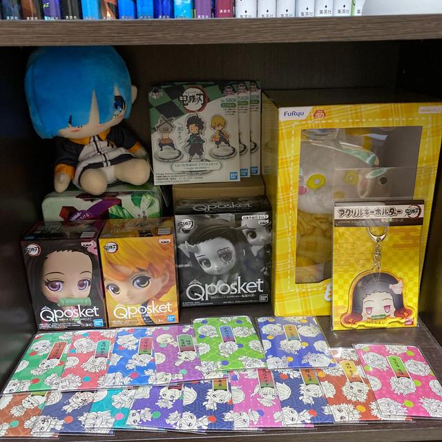 BANDAI(バンダイ)の鬼滅の刃 Qposket エンタメ/ホビーのおもちゃ/ぬいぐるみ(キャラクターグッズ)の商品写真