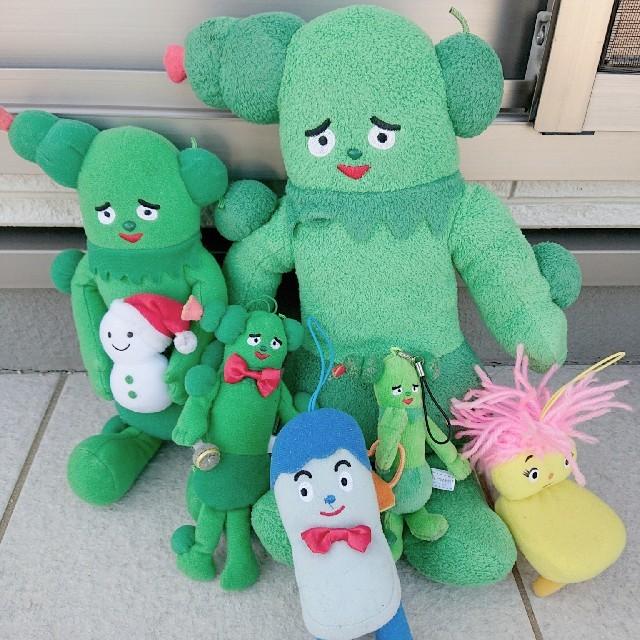 サボさんファン必見! エンタメ/ホビーのおもちゃ/ぬいぐるみ(ぬいぐるみ)の商品写真