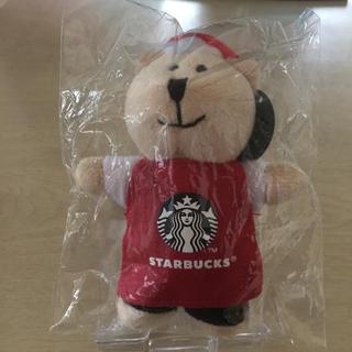 スターバックスコーヒー(Starbucks Coffee)の未開封 海外限定 スタバ ミニベアリスタ マグネット マレーシア(ぬいぐるみ)