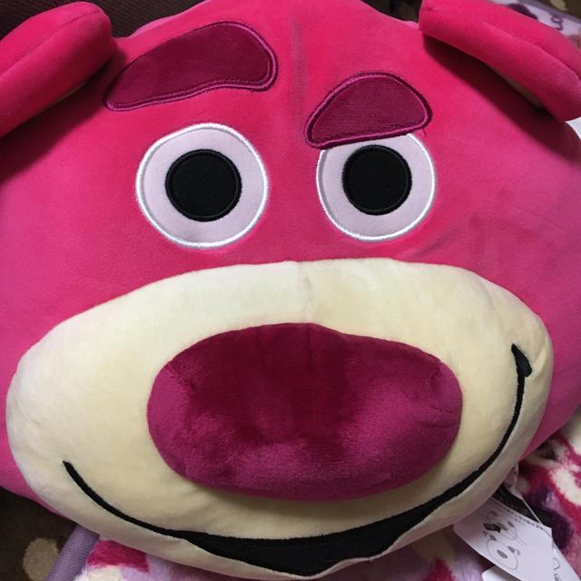 ロッツォクッション エンタメ/ホビーのおもちゃ/ぬいぐるみ(キャラクターグッズ)の商品写真