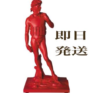 メディコムトイ(MEDICOM TOY)のSUICIDE MAN(RED Ver.) banksy (彫刻/オブジェ)
