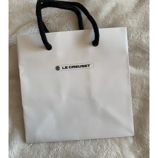 ルクルーゼ(LE CREUSET)のル・クルーゼ 紙袋(ショップ袋)