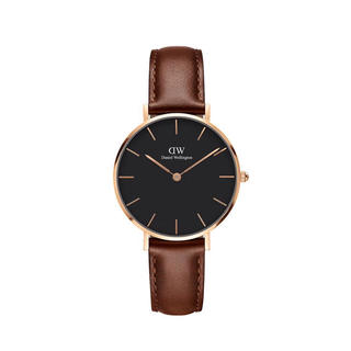 Daniel Wellington - 【32㎜】ダニエル ウェリントン腕時計DW00100169〈3年保証付〉