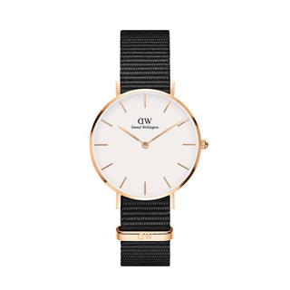 Daniel Wellington - 【32㎜】ダニエルウェリントン腕時計DW00100253 ⦅3年保証付⦆