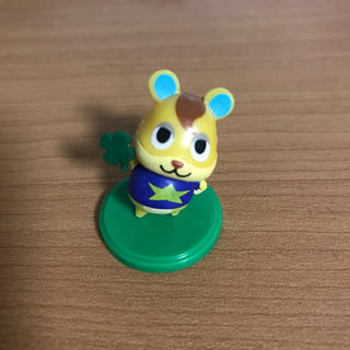 フルタセイカ(フルタ製菓)のチョコエッグ どうぶつの森【14ハムスケ】(ゲームキャラクター)