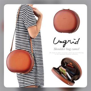 Ungrid - アングリッド ショルダーバック