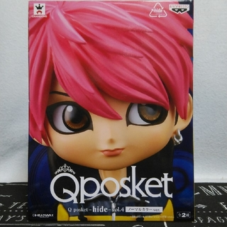 BANPRESTO - Qposket hide ver.4ノーマルカラーver(ゆん様専用)