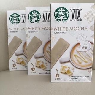 スターバックスコーヒー(Starbucks Coffee)の15本 ホワイトモカ スターバックス ヴィア(コーヒー)
