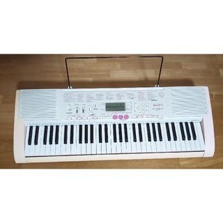 chika様専用CASIO 光ナビゲーションキーボード(61鍵盤) LK-105(キーボード/シンセサイザー)