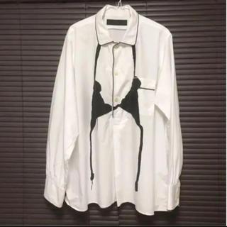 Saint Laurent - random identities ブラシャツ XL
