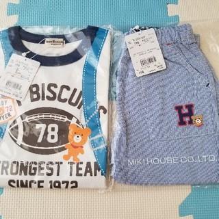 ホットビスケッツ(HOT BISCUITS)のkiyoharuママ様専用 ホットビスケッツ  新品 110センチ(Tシャツ/カットソー)
