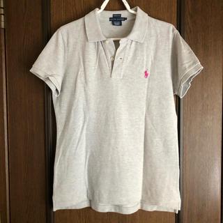 Ralph Lauren - ラルフローレン 半袖ポロシャツ  グレー