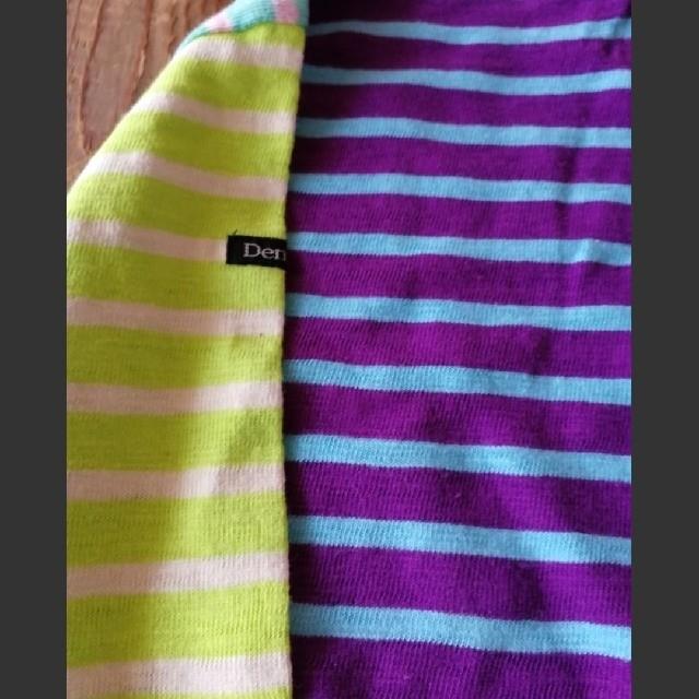 DENIM DUNGAREE(デニムダンガリー)の新品タグ付き★デニムダンガリー 140 キッズ/ベビー/マタニティのキッズ服男の子用(90cm~)(Tシャツ/カットソー)の商品写真