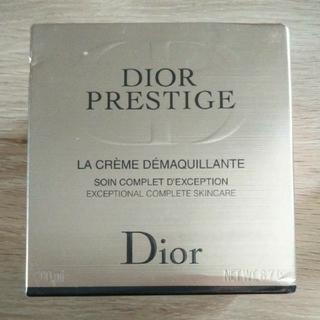 ディオール(Dior)の新品未使用 ディオール プレステージ ラ クレーム デマキヤント 200ml(クレンジング/メイク落とし)