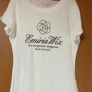 エミリアウィズ(EmiriaWiz)のEmiriaWiz♡Tシャツ(Tシャツ(半袖/袖なし))