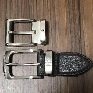 マンシングウェア(Munsingwear)のベルト  バックル2個SET(ベルト)