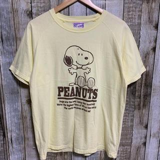 ピーナッツ(PEANUTS)のpeanutsスヌーピー Tシャツ(Tシャツ/カットソー(半袖/袖なし))
