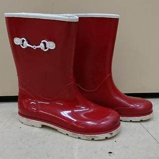 グッチ(Gucci)のGUCCI グッチ レインブーツ 子供用(レインブーツ/長靴)