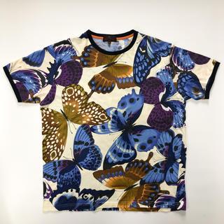 エトロ(ETRO)のETRO(エトロ)の総柄Tシャツ(シャツ)