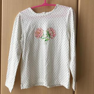リトルミー(Little Me)の新品Littleme長袖Tシャツ4T(Tシャツ/カットソー)