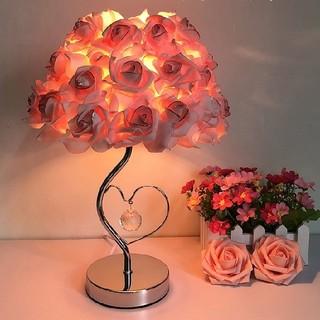 薔薇ランプ(テーブルスタンド)