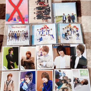 ヘイセイジャンプ(Hey! Say! JUMP)のHey!Say!JUMP CD.DVD.公式写真(男性アイドル)