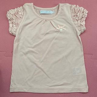 タルティーヌ エ ショコラ(Tartine et Chocolat)のタルティーヌエショコラ Tシャツ 110cm(Tシャツ/カットソー)