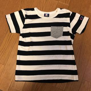 Champion - チャンピョン   ボーダー  Tシャツ 130