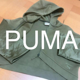 プーマ(PUMA)のPUMA パーカー スエット(パーカー)
