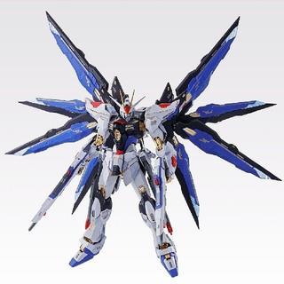 バンダイ(BANDAI)のMETAL BUILD ストライクフリーダムガンダム SOUL BLUE Ver(模型/プラモデル)