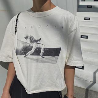 アメリヴィンテージ(Ameri VINTAGE)のAMERI FREDDIE MERCURY TEE(Tシャツ(半袖/袖なし))
