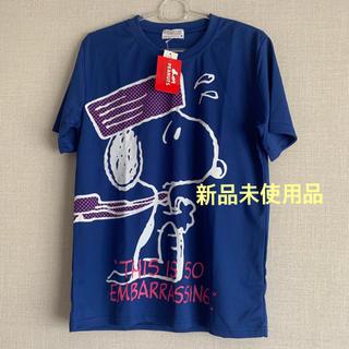 ピーナッツ(PEANUTS)のPEANUTS 速乾 Tシャツ 新品未使用タグ付き 最終価格(Tシャツ/カットソー(半袖/袖なし))