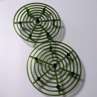 エーハイム(EHEIM)のエーハイム 外部フィルター用 ろ材固定盤2個 エーハイム500 エーハイム221(アクアリウム)