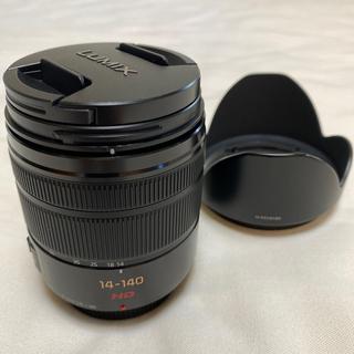 パナソニック(Panasonic)のPanasonic LUMIX G VARIO 14-140mm(レンズ(ズーム))